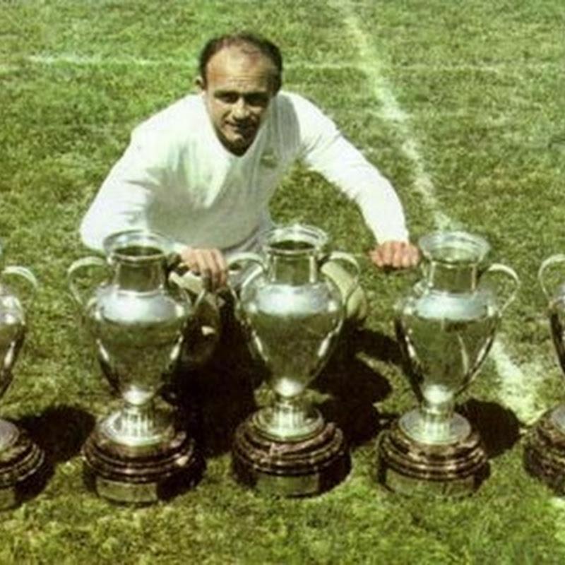 Os 10 Grandes vencedores da Liga dos Campeões da UEFA